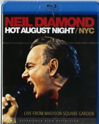 Cover Neil Diamond - Hot August Night / NYC [DVD]